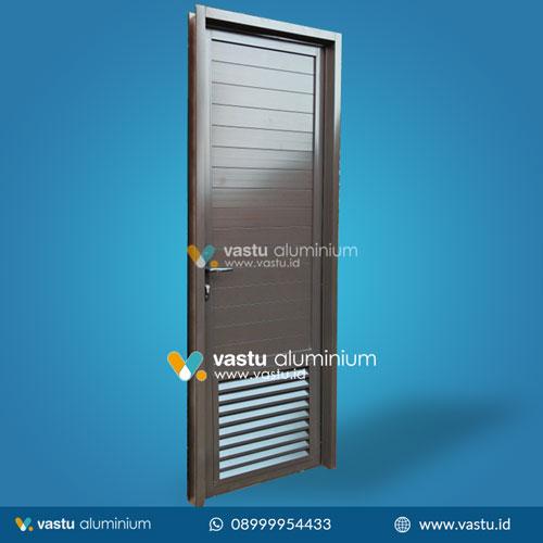 Pintu-Panel-Jalusi-Coklat