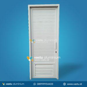 Pintu-Panel-Jalusi-Putih