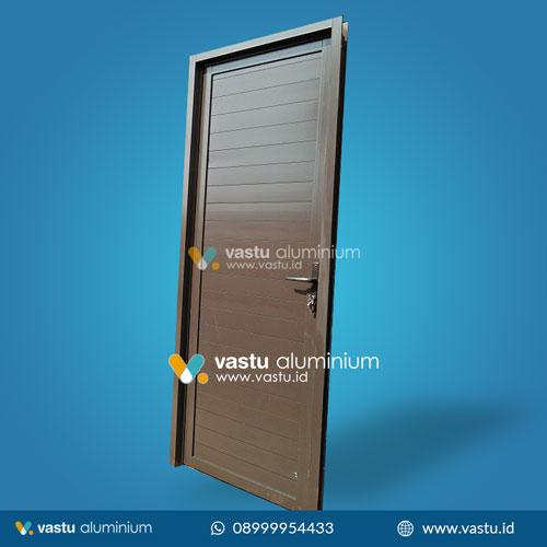 Pintu-Panel-STD Cokelat